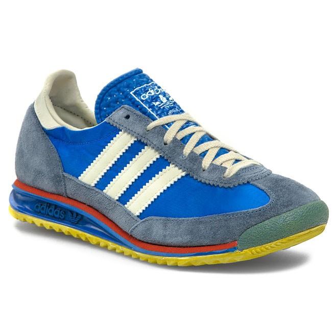 Nouveaux produits d115e 1d9d9 Shoes adidas - SL 72 Vin 909495 Afblue/Legacy/Slate