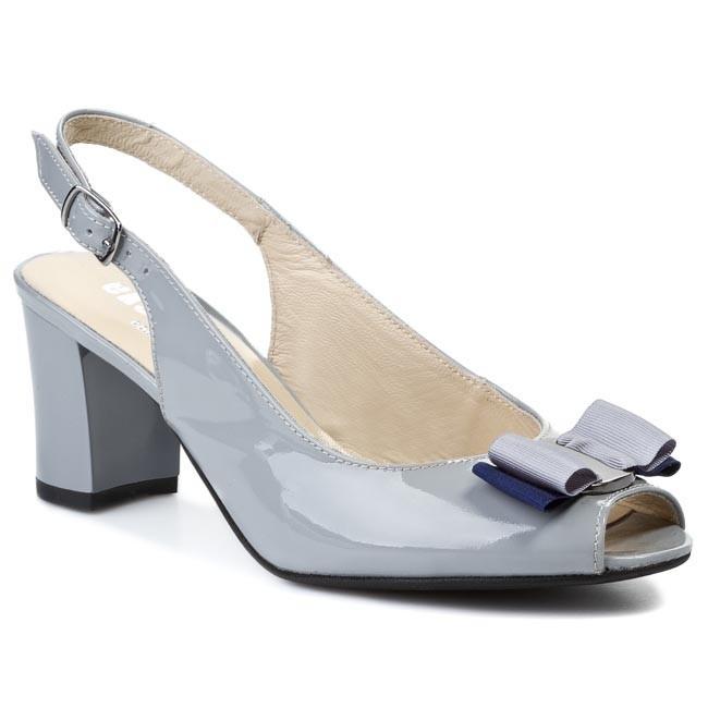 Sandals EKSBUT - 34-3104-A34-1G Grey