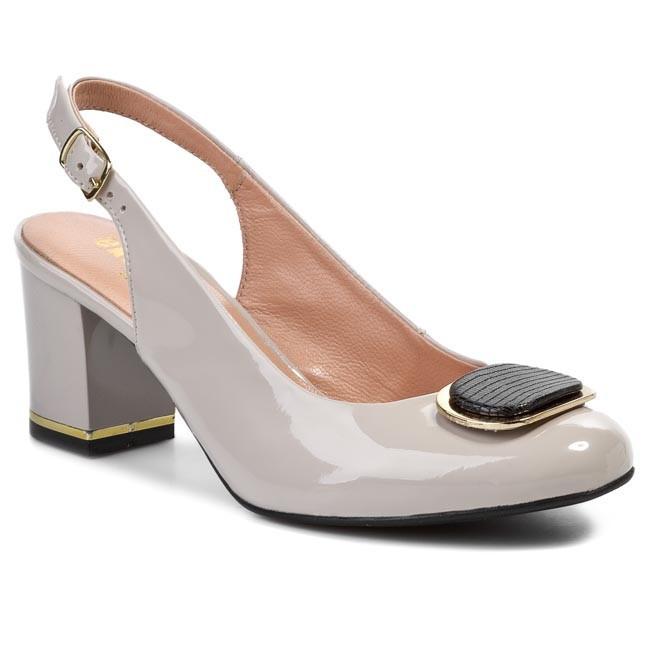 Sandals EKSBUT - 3316-771/891-1G Beige
