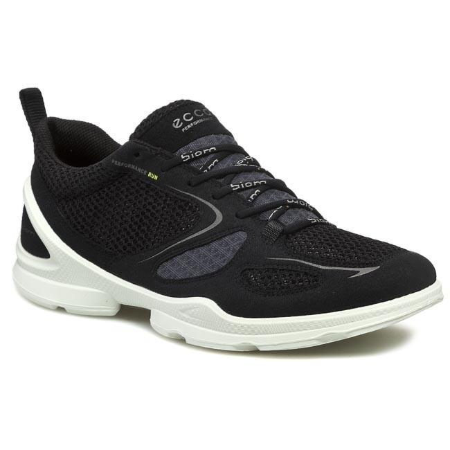 Shoes ECCO - Biom Evo Racer 80251457099 Black/Dark Shadow