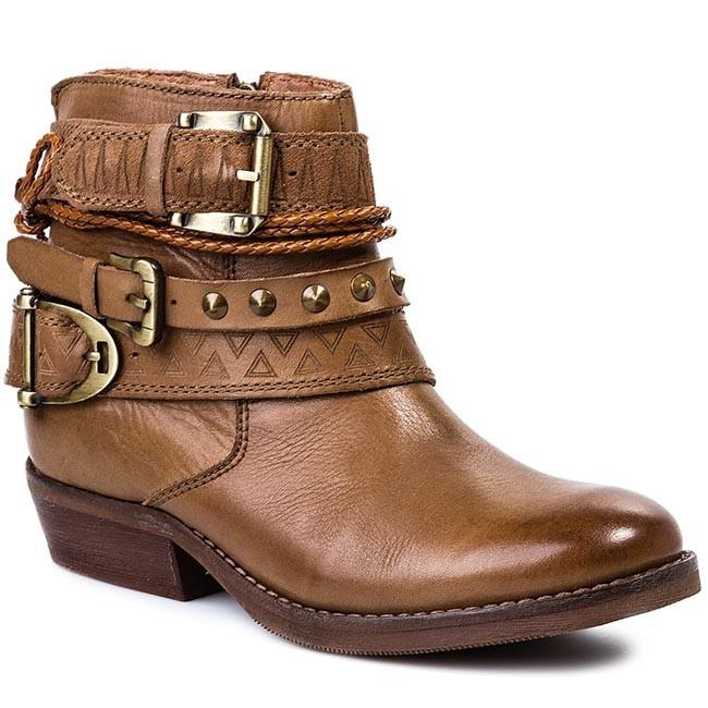 Boots BRONX - 44013-AX BX 274  Mid Brown 21