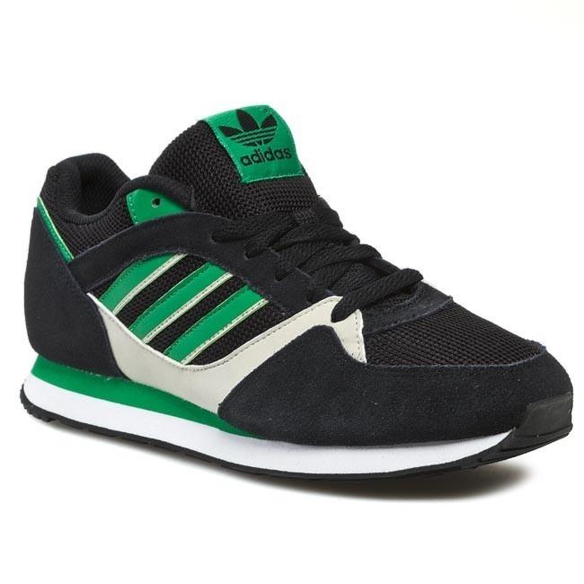 Shoes adidas - ZX100 D67731 Carbon/Fairway/Bliss