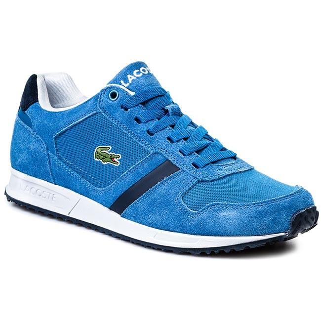 Shoes LACOSTE - 7-27SPM1016PT2 Blue/Dark Blue