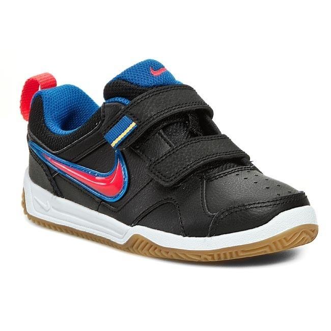 Shoes NIKE - Lykin 11 454475 013 Black/Laser Crimson/White/Gm Light Br