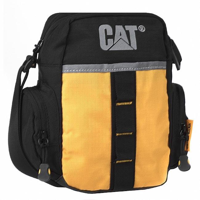 Messenger Bag CATERPILLAR - Stone 83004-12 Yellow/Black 12
