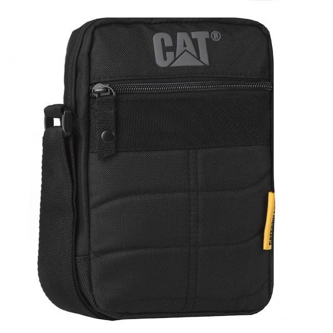 Messenger Bag CATERPILLAR - Rodney 82998-01 Black 01