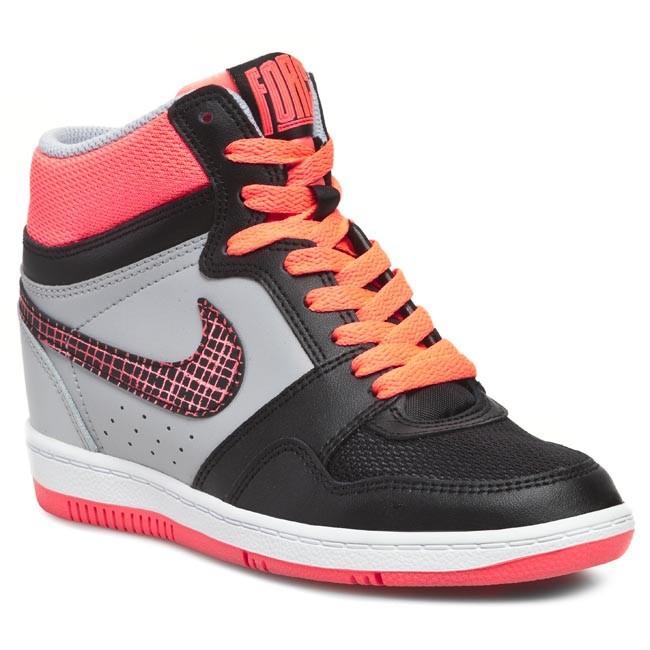 Shoes NIKE - 629746  Black Grey Pink