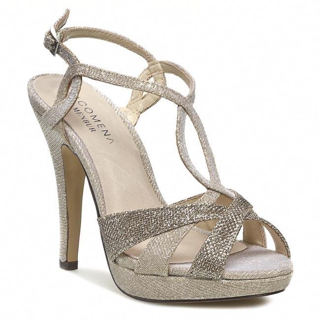Sandals MENBUR - 005718 Stone