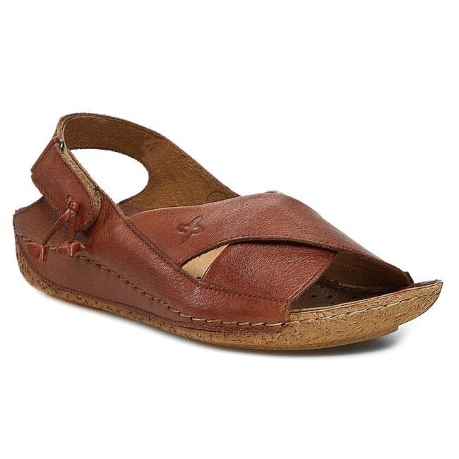 Sandals MACIEJKA - 00994-29/00-6 Brown