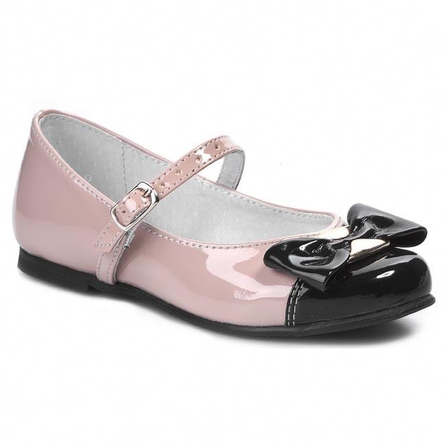 Flats ZARRO - 40/61 M Black Pink
