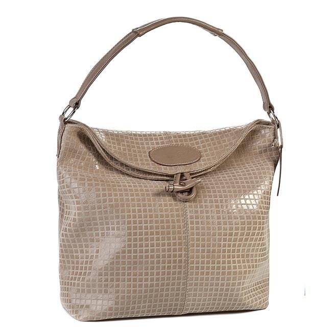 Handbag AJTNER - 015B Beige