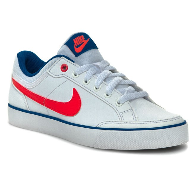 Shoes NIKE - Capri 3 Ltr 579947 105 White/Laser Crimson/Mltry Blue