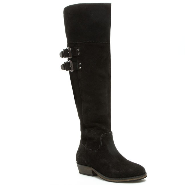 Knee High Boots BRONX - 13948-AH BX 274 Black 01