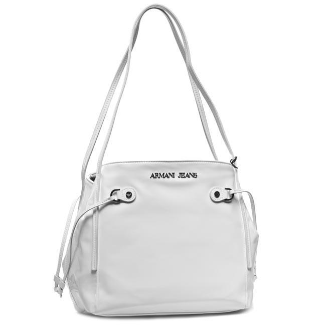 Handbag ARMANI JEANS - V5277 V4 T1  White