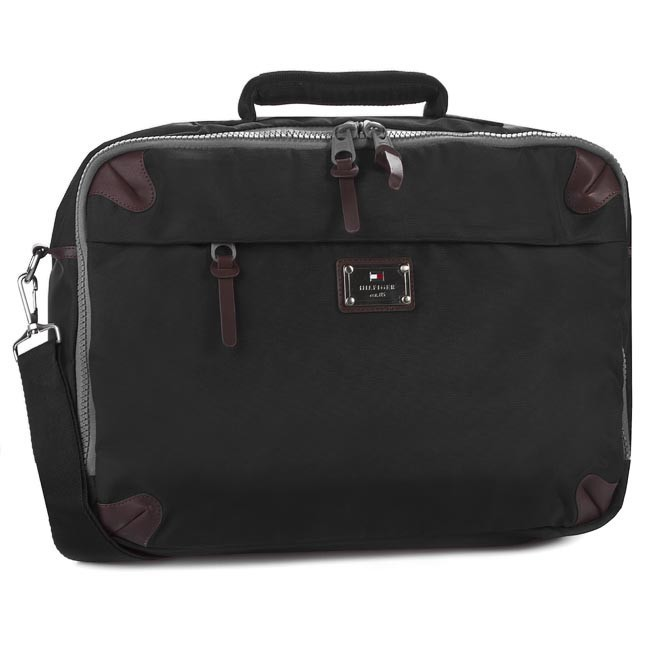 Laptop Bag TOMMY HILFIGER - 2BTWU912T0001 Black