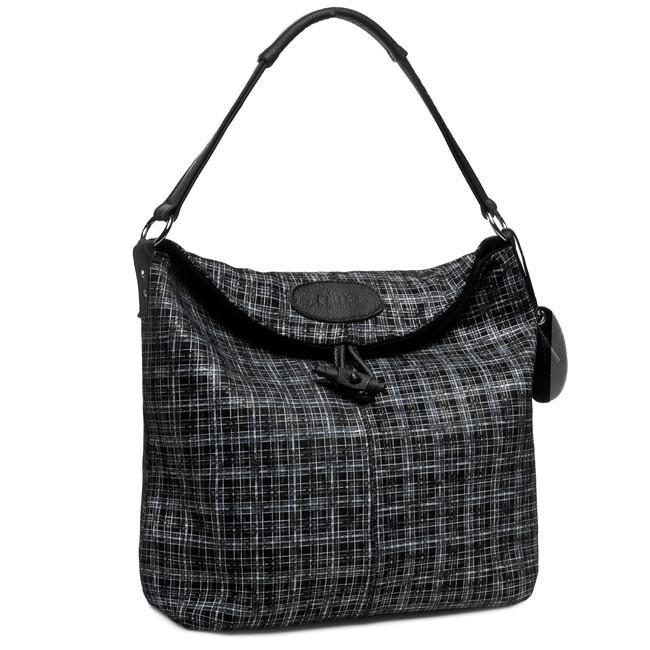 Handbag AJTNER - 015B Black