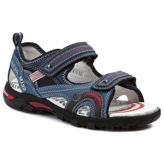 Sandals BARTEK - 49113-X15 Blue
