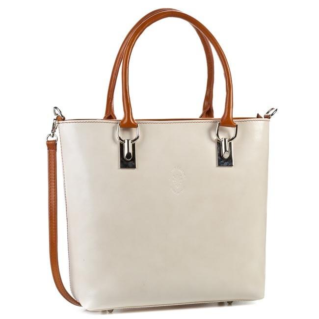 Handbag CREOLE - RBI10050 Beige
