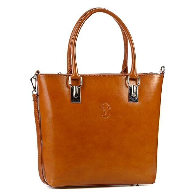 Handbag CREOLE - RBI10050 Brown