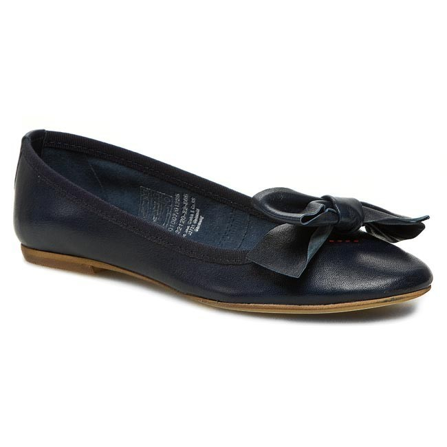 Flats S.OLIVER - 5-22120-22 Blue