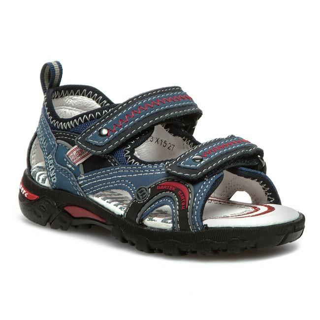 Sandals BARTEK - 46113-X15 Blue