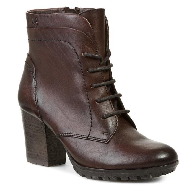 Boots CAPRICE - 9-25200-23 Dark Brown Antic 362