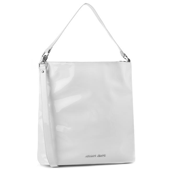 Handbag ARMANI JEANS - V521B XW T1  White