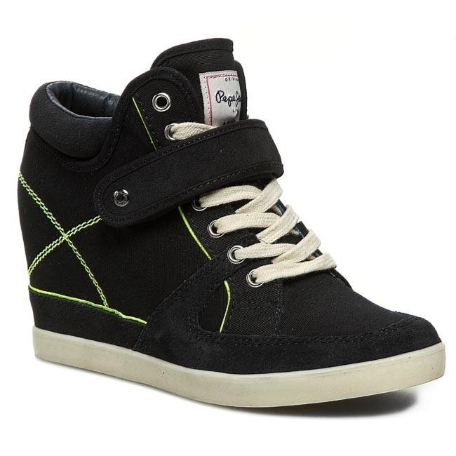 Sneakers PEPE JEANS - PLS50005 Marine 585