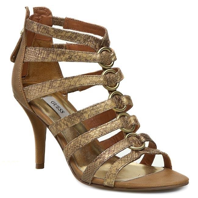 Sandals GUESS - Ceci FL2ECC PEL03 GOLD