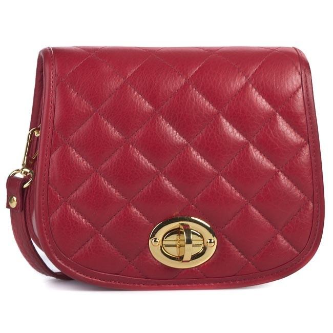 Handbag CREOLE - RBI10112 Red