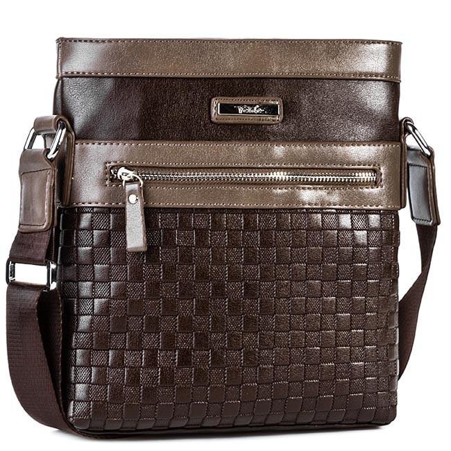 Handbag VERDE - 16-0002542 Brown