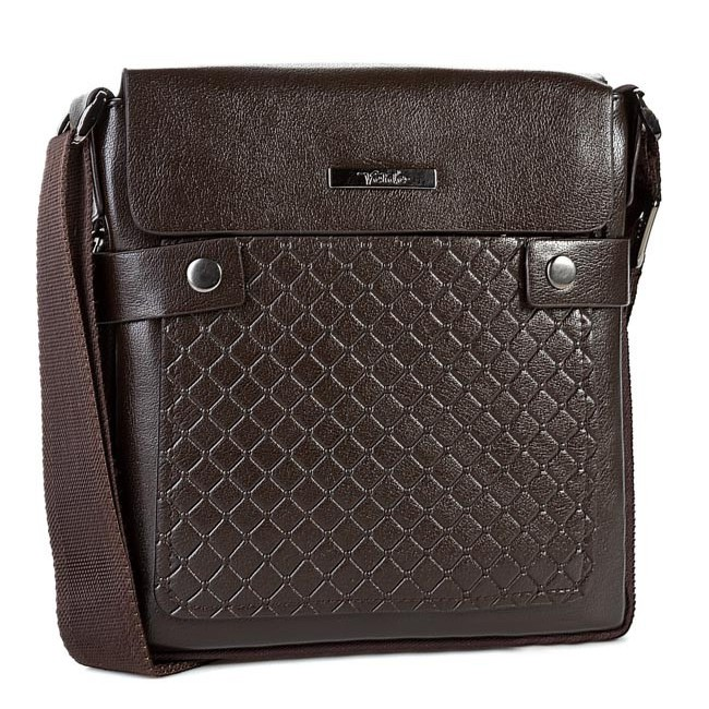 Handbag VERDE - 16-0002587 Brown