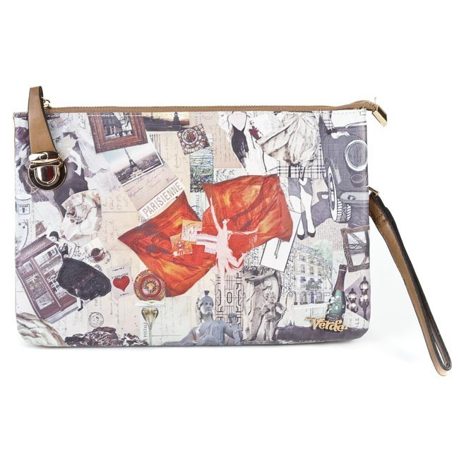 Handbag VERDE - 16-0002461 Parisienne