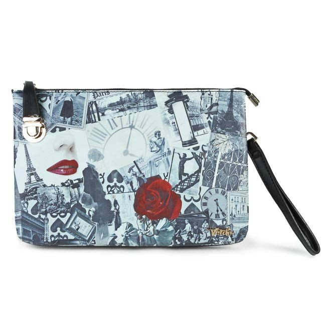 Handbag VERDE - 16-0002461 Rose