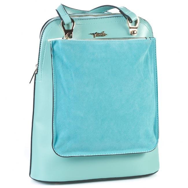 Handbag VERDE - 16-0002516 Turquoise