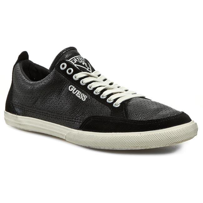 Shoes GUESS - Vin FM2VIN LEA12 BLACK