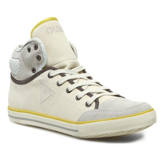 Shoes GUESS - Ryder 3 FM2RY3 FAB12 WHITE