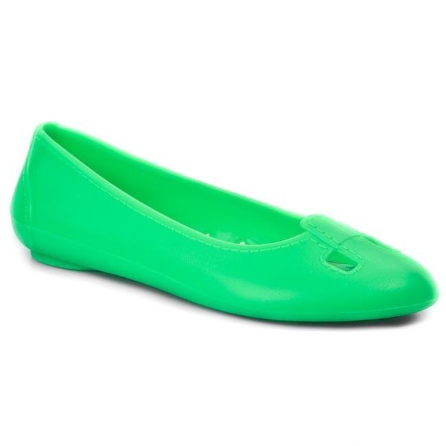 Flats BARTEK - 4/2096/C-VER F Green