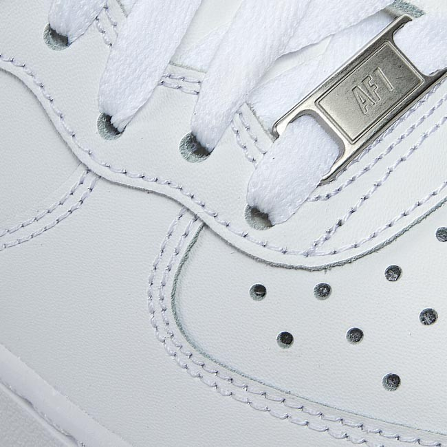 Shoes NIKE Air Force 1 Mid '07 315123 111 White Casual