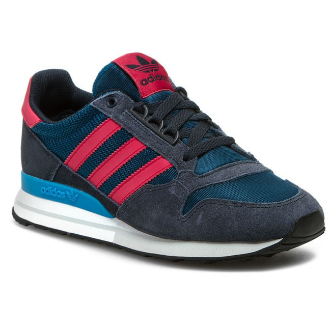 Shoes adidas - ZX 500 OG D65577 Tribe Blue/Red Beauty/Legend Ink