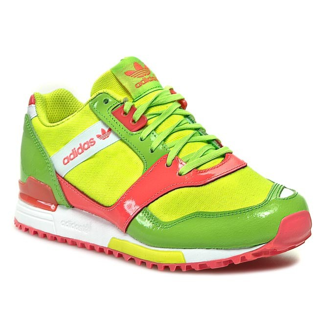 Shoes adidas - D65406 Electricity/Running White/Red Zest