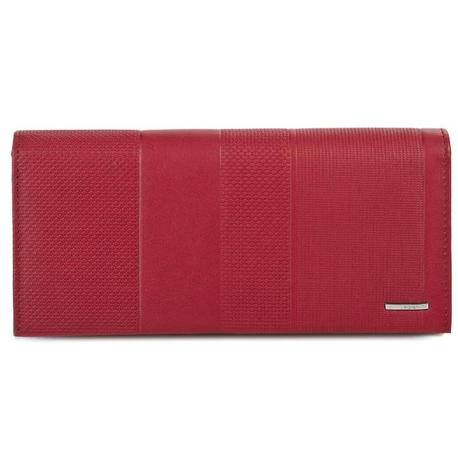 Large Women's Wallet VALENTINI - 157.272 Red