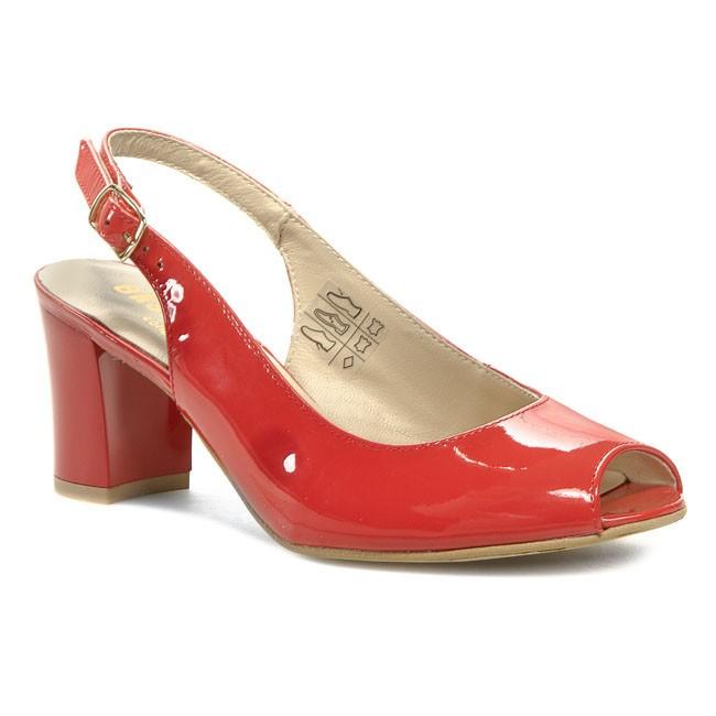 Sandals EKSBUT - 3103-733-1G Red