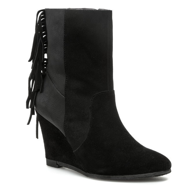 Boots TAMARIS - 1-25920-31 Black