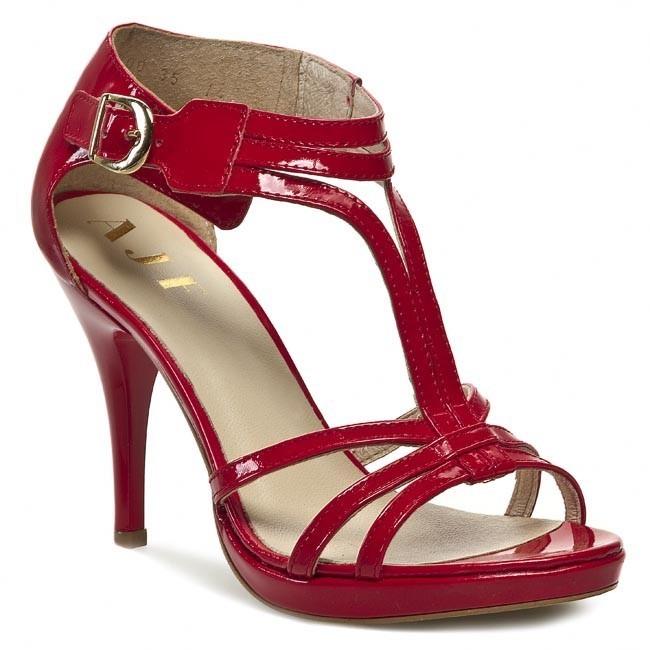 Sandals A.J.F. - G0700 Red