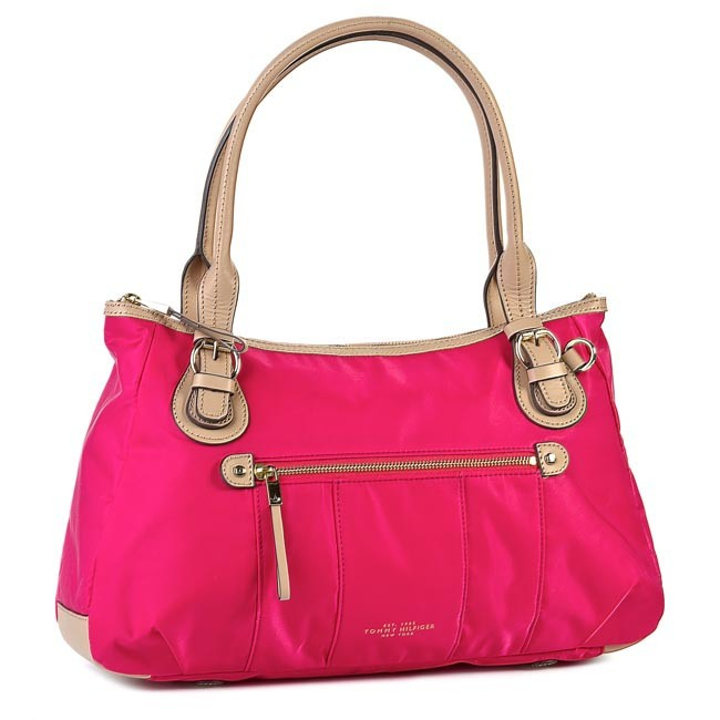 Handbag TOMMY HILFIGER - Maeve Satchel BW56923432 674