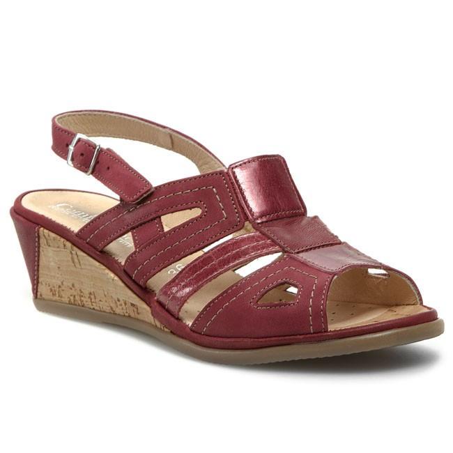 Sandals COMFORTABEL - 710646 Red