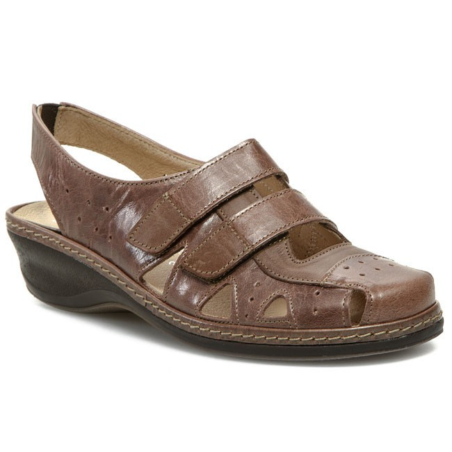 Sandals COMFORTABEL - 720078 Brown
