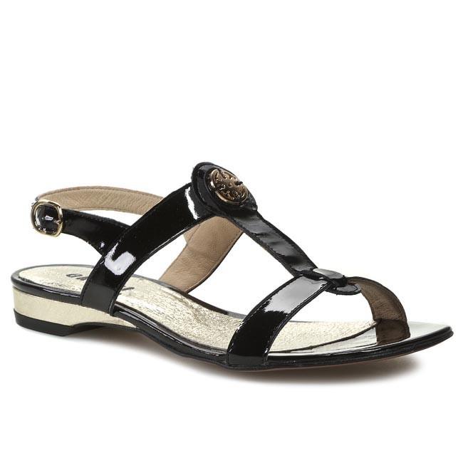 Sandals EKSBUT - 3037-121-1G Black