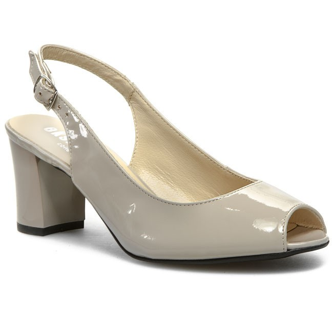Sandals EKSBUT - 3103-771-1G Beige